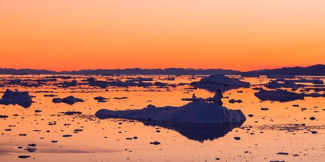 Wetenschappers ontdekken bij toeval noordelijkste eiland ter wereld