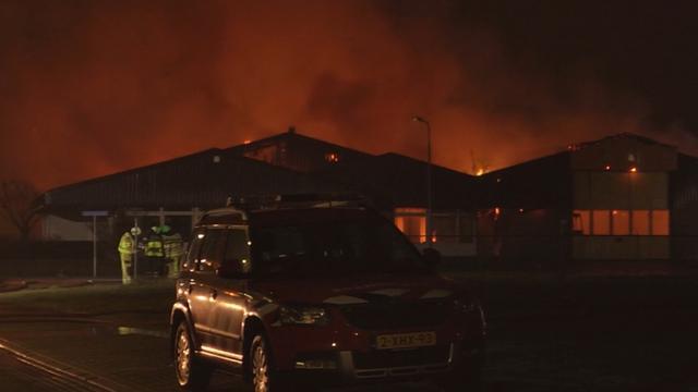 Asbest na brand IJsselmuiden weer opgeruimd