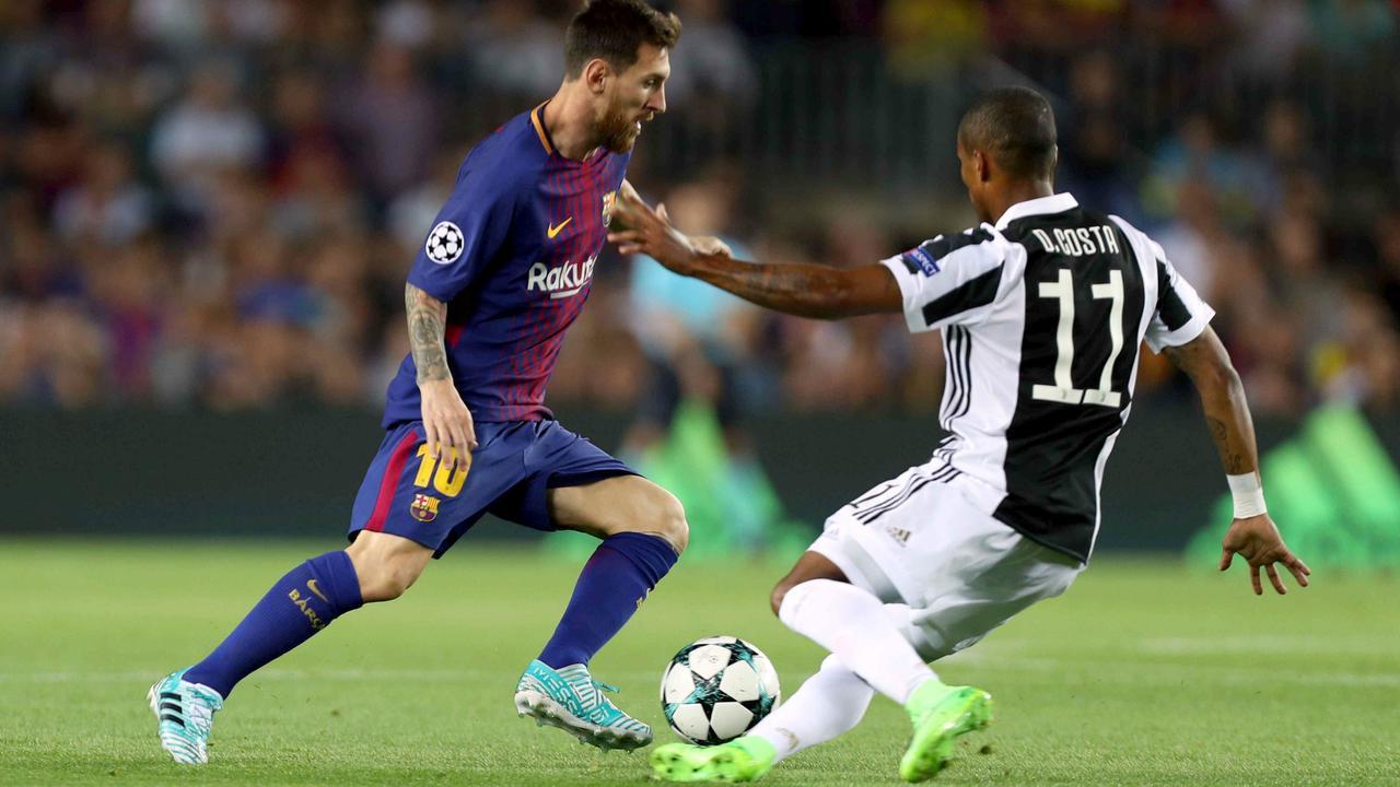 Samenvatting FC Barcelona-Juventus (3-0)