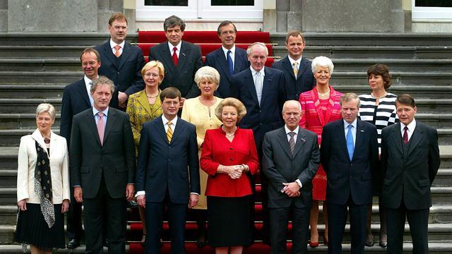 Kabinet-Balkenende 2
