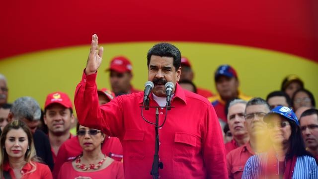 Venezolaanse president Maduro verhoogt opnieuw minimumlonen