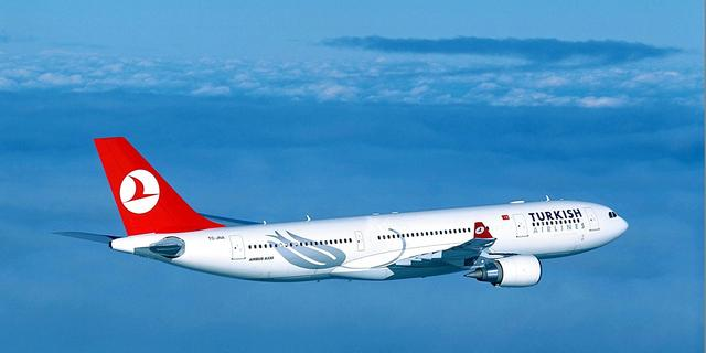 Turkish Airlines boekt stevig verlies