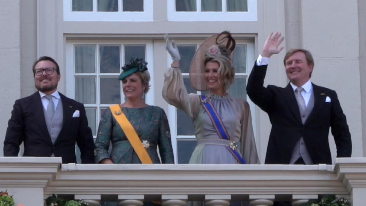 Zo verliep Prinsjesdag: Van hoedenparade tot Glazen Koets