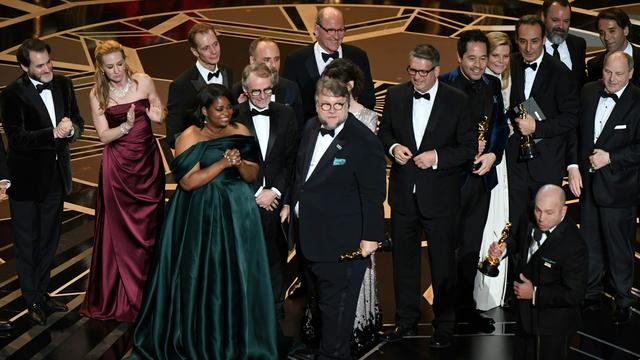 The Shape of Water wint Oscar voor beste film