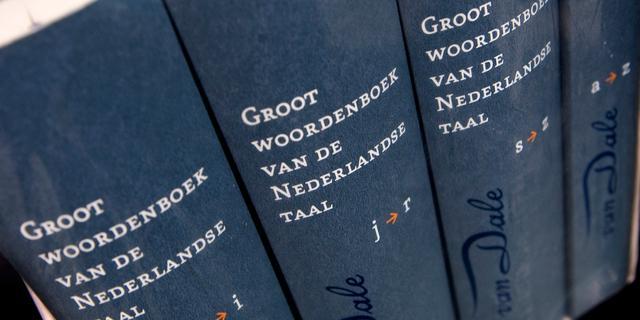 'Gemiddelde woordenschat van volwassene bedraagt 42.000 woorden'