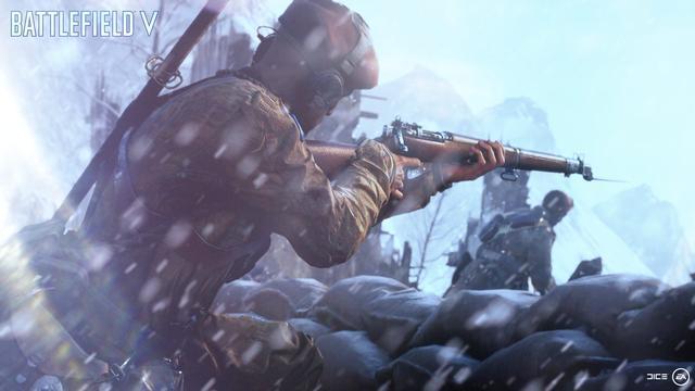 Battlefield V mogelijk centraal in lespakket bij herdenking WOII