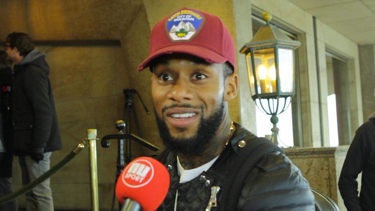 Lens: 'Winnen van de Belgen is altijd leuk'