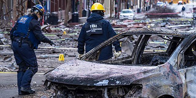 Vriendin van man achter Nashville-explosie waarschuwde politie in 2019
