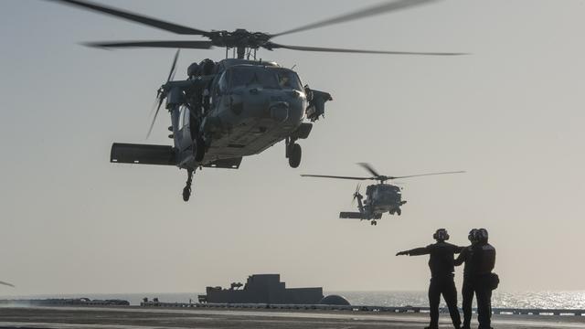 Zoektocht naar twaalf vermiste mariniers Hawaï gestaakt