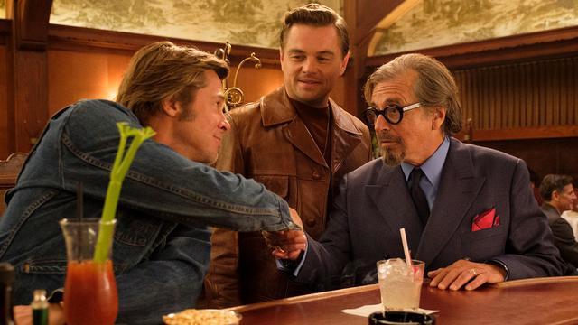 Recensieoverzicht: Nieuwe Tarantino is 'liefdesbrief aan oude Hollywood'