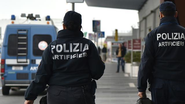 Italiaanse politie rolt mensensmokkelbende op