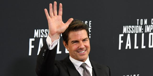 Tom Cruise hervat opnames Mission Impossible 7