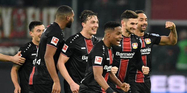 Nuchtere Bosz ziet zege 'karaktervol' Leverkusen op Bayern als leermoment