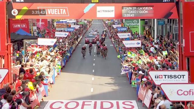 De Gendt bekroont vlucht met ritzege in Vuelta