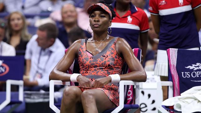 Halvefinalist Venus Williams geniet van Amerikaanse 'opleving' op US Open