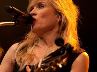 'Door het Songfestival werd het een homecomingshow van The Common Linnets'