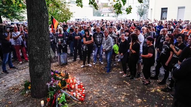 Twee Afghanen vast voor betrokkenheid bij dood Duitser in Köthen