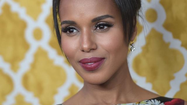 Scandal-actrice Kerry Washington werd voor twee series 'te netjes' bevonden