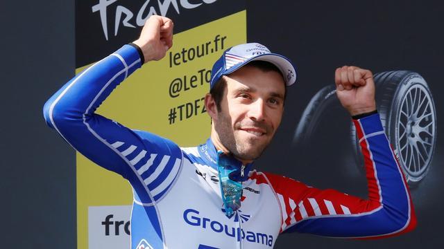 Pinot voelt zich na comeback 'verre van favoriet' voor eindzege in Tour