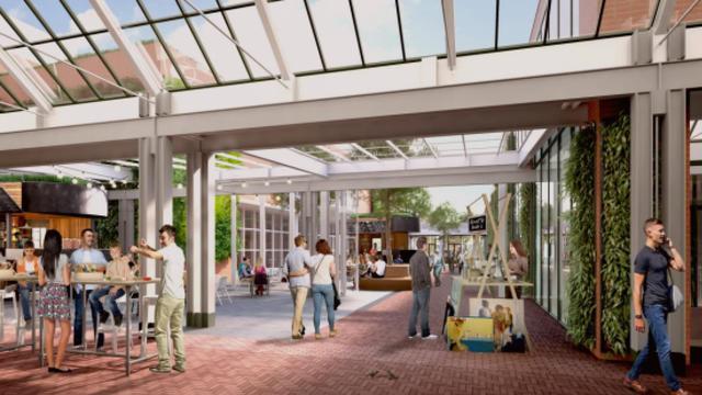 College stemt in met plannen voor verbouwing begane grond Stopera