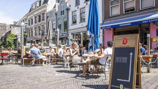 Provincie Utrecht bezig met digitale kaart om drukte te voorkomen