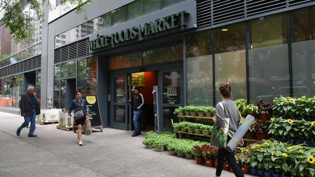 Amazon gaat boodschappen Whole Foods Market bezorgen