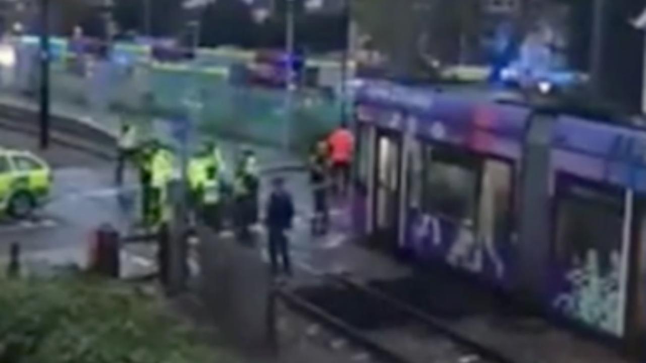 Doden en gewonden door ongeluk met tram in Londen