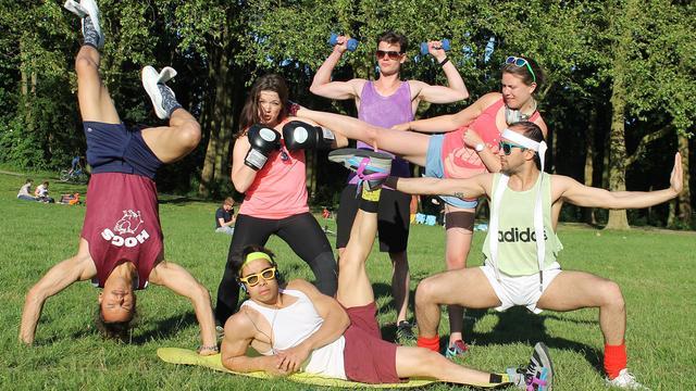 De fitnesstrends van dit moment: van thuisfitness tot crossfit