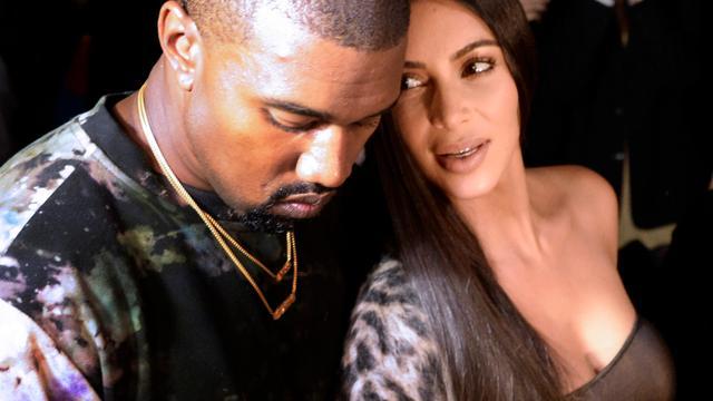 Kim Kardashian probeerde oude huwelijksring voor Kanye West te verbergen