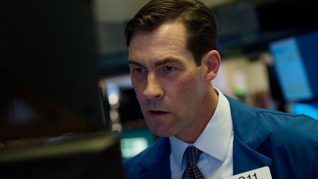 Wisselend beeld op aandelenbeurzen Wall Street