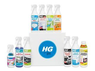 HG heeft voor elke schoonmaakklus de perfecte oplossing