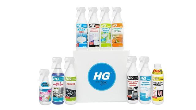HG box van 41,95 euro voor 24,95 euro