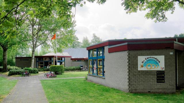 Jubilerende basisschool De Cortendijck houdt reünie