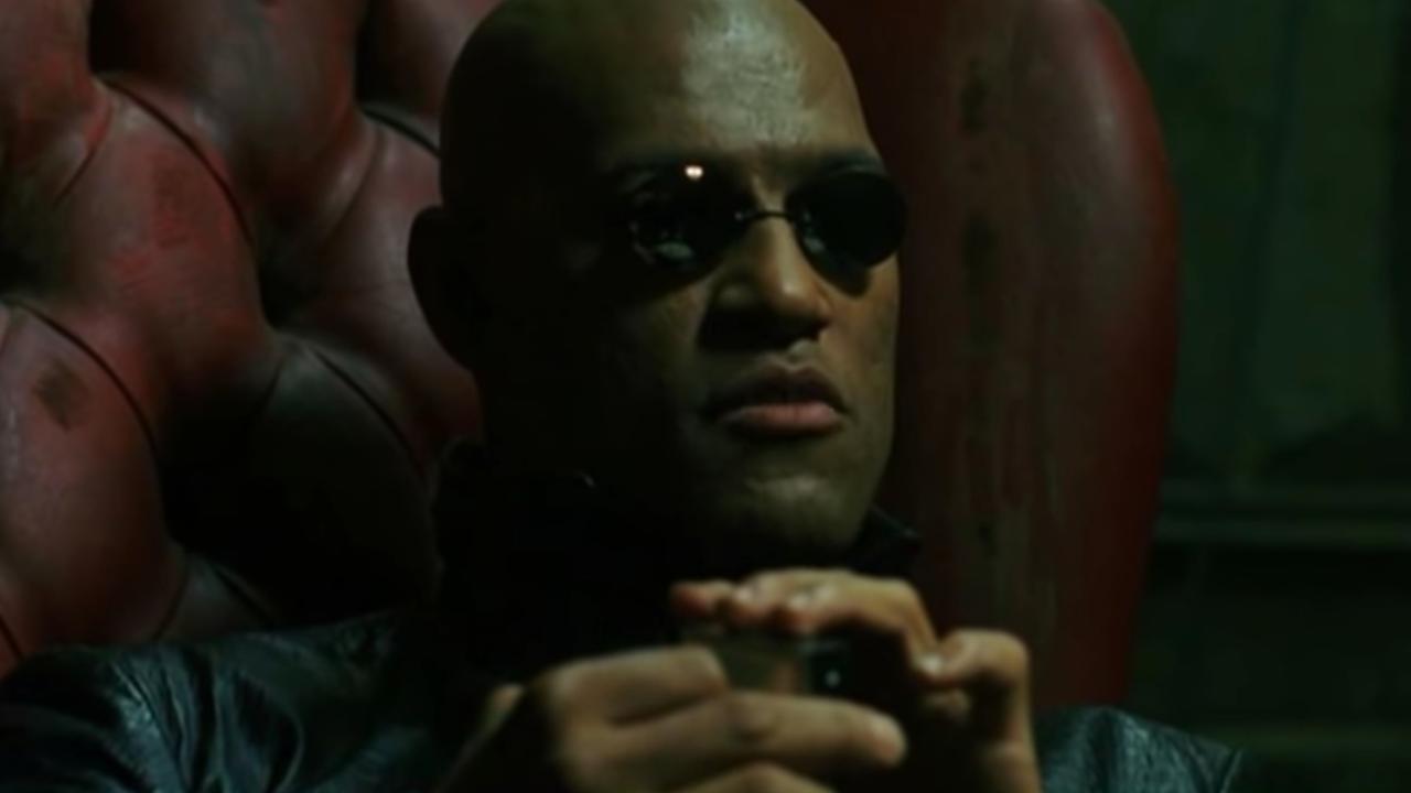 Bekijk de trailer van The Matrix