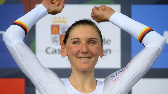 Brennauer toont zich de sterkste in tijdrit Ladies Tour