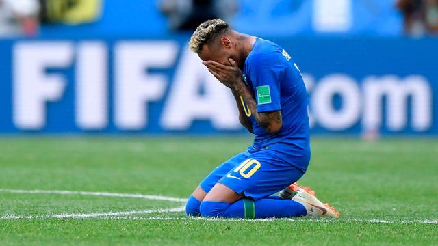 Neymar stelt dat tranen na duel met Costa Rica van blijdschap waren