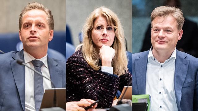 Tweede stemronde nodig voor CDA-lijsttrekkersverkiezing, Keijzer valt af