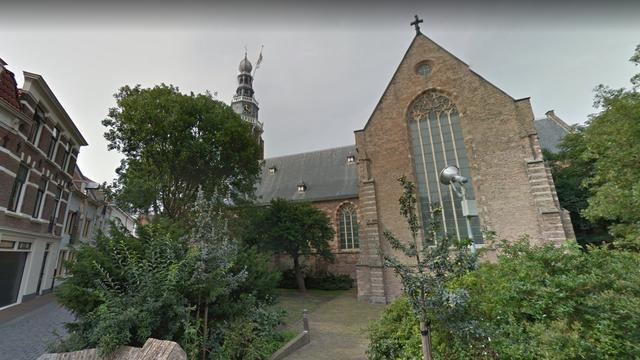 Frans Naereboutprijs aan vrijwilligers uitgereikt in Sint Jacobskerk Vlissingen