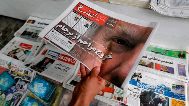 Iran houdt met andere landen 'minitop' over redden atoomakkoord