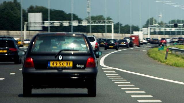 Maximumsnelheid A2 blijft 130 kilometer