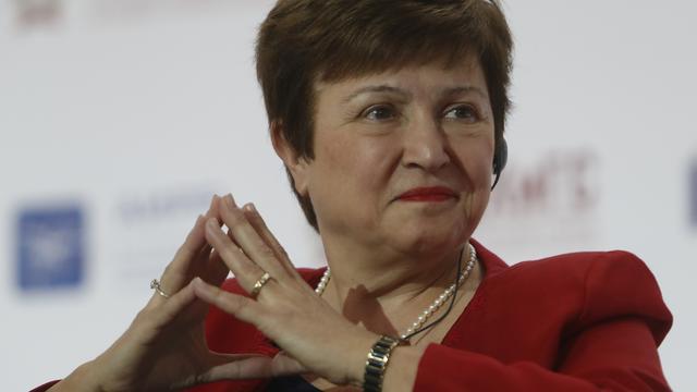 Kristalina Georgieva: Van Bulgaars dorpje tot mogelijk IMF-voorzitterschap