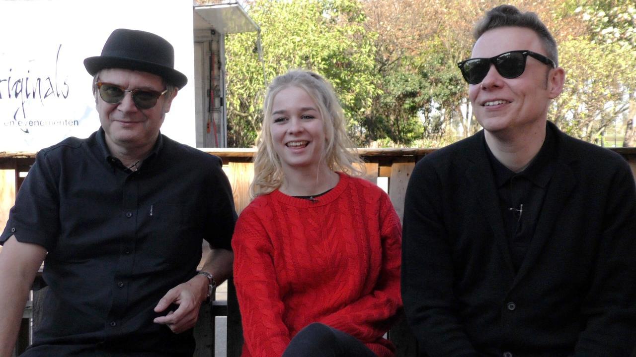 Nieuwe zangeres geeft Hooverphonic 'nieuw zuurstof'