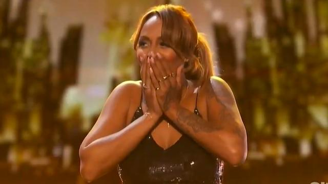 Glennis Grace door naar finale America's Got Talent