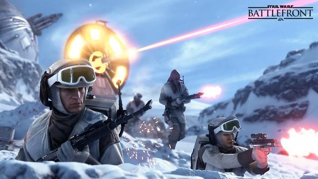 Season pass voor Star Wars: Battlefront voegt 16 maps toe