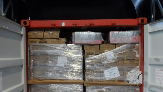 Tot 9,5 jaar cel geëist voor invoer 114 kilo cocaïne in Rotterdamse haven