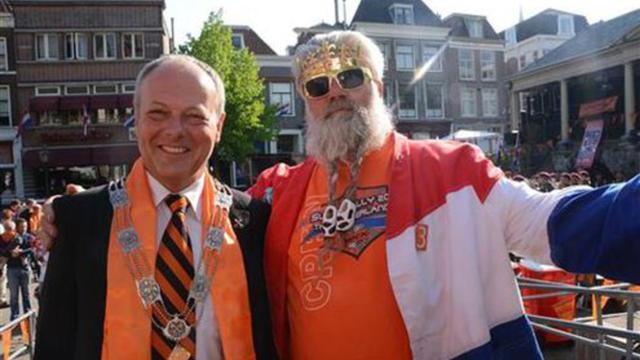 'Blijf vooral in Leiden tijdens Koningsdag'