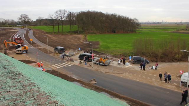 Raad akkoord met voetpad langs Scheldeweg Hoogerheide