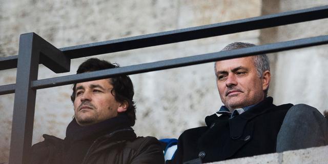 Mourinho zegt snel weer aan de slag te gaan als trainer