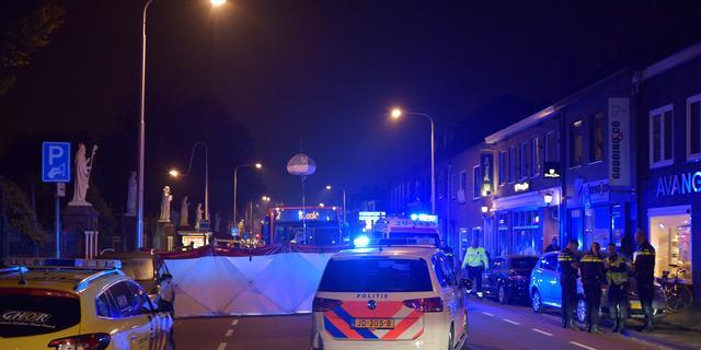 Bestuurder doorgereden na doodrijden twee mensen in Tilburg