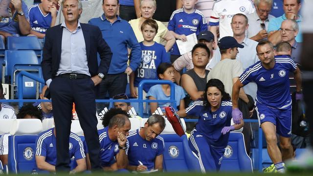 Teamarts Carneiro vertrekt bij Chelsea na ruzie met Mourinho